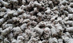 Mulch granulat